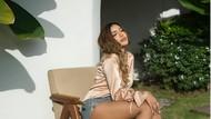 7 Penampilan Seksi Millen Cyrus di Bali yang Dinilai Tak Hormati Bulan Puasa