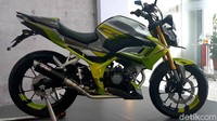 Eyecatching! All New CB150R dengan Warna Mentereng
