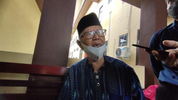 Muhammad Arif salah satu korban investasi bodong Koperasi 212 Mart (Muhammad Budi Kurniawan/Detikcom)