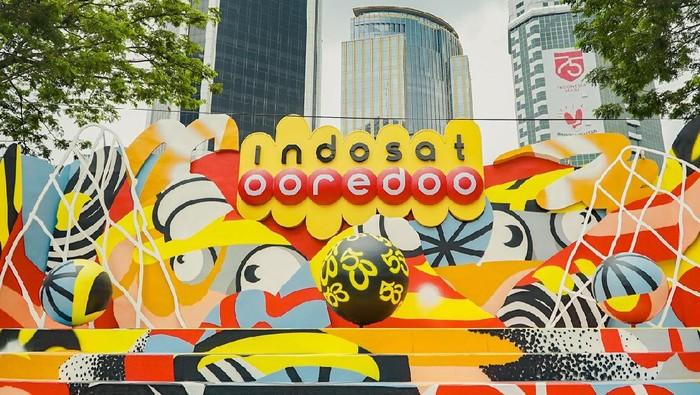 Operator seluler Indosat Ooredoo