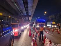 Seribuan Mobil Diputarbalik di Hari Pertama Larangan Mudik