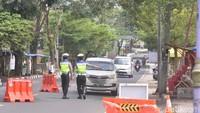 Lebih dari 400 Ribu Kendaraan Nekat Mudik Dihalau Polisi