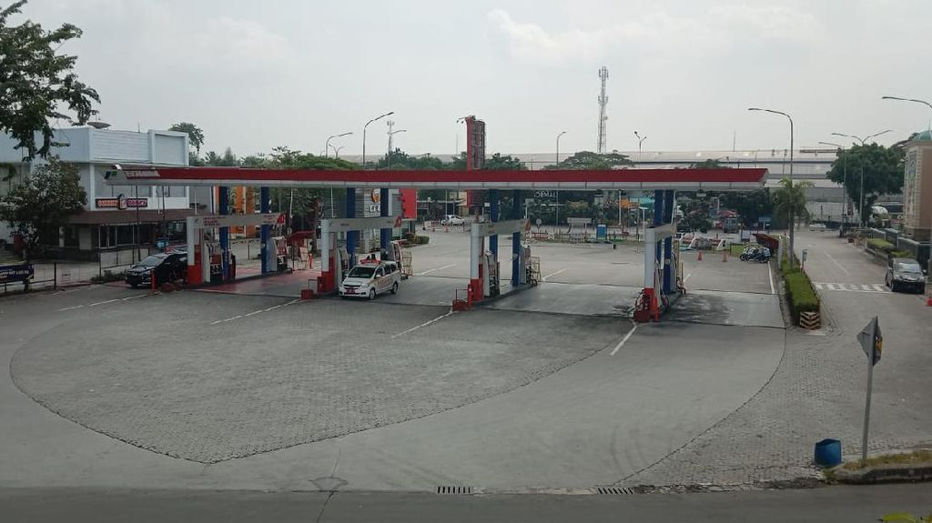 Ada Larangan Mudik, Pertamina Tetap Pastikan Stok BBM di Ruas Tol Aman
