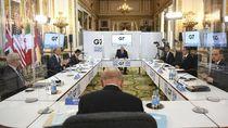 Geger Delegasi India Positif Corona Saat Diundang ke Pertemuan G7