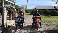 Giatkan Vaksinasi, Begini Upaya Petugas di Kabupaten Bima Bujuk Lansia