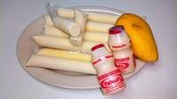 Resep Es Lilin Yakult Mangga yang Segar untuk Buka Puasa