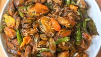 Masak Masak : Kerang Saus Padang ala Warung Tenda yang Pedas Nampol