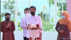 Jokowi Minta Kota Lain Tiru Surabaya Buat Pengolahan Sampah Energi Listrik