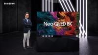 Harga TV Samsung Neo QLED Tembus Rp 72 Juta, Bonusnya Galaxy S21