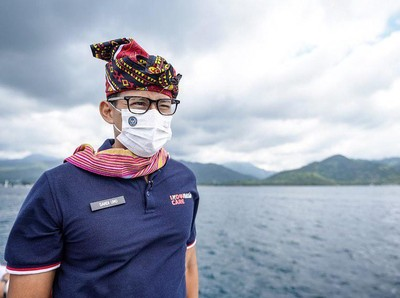 Sandiaga Klaim Work From Bali Tak Bikin Anggaran Kementerian Boros