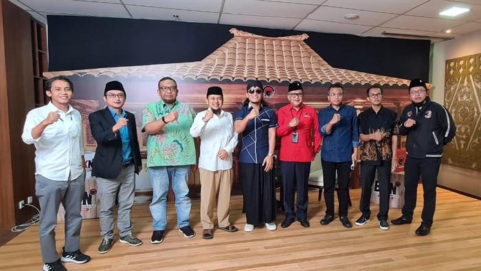 Sekjen parpol pendukung Jokowi kumpul di DPP PDIP