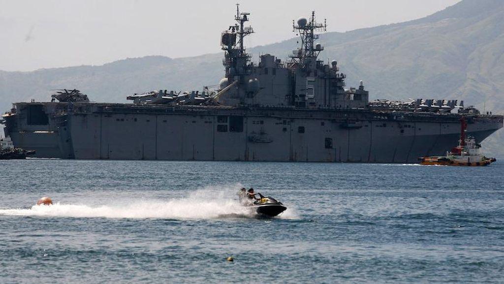 Sewa Galangan Kapal di Teluk Subic, Australia Peroleh Akses ke Laut China Selatan