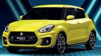 Suzuki Swift 2021 Meluncur di Singapura Seharga Rp 1,17 Miliar