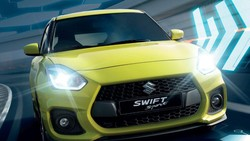 Potret Suzuki Swift Seharga Rp 1 Miliar