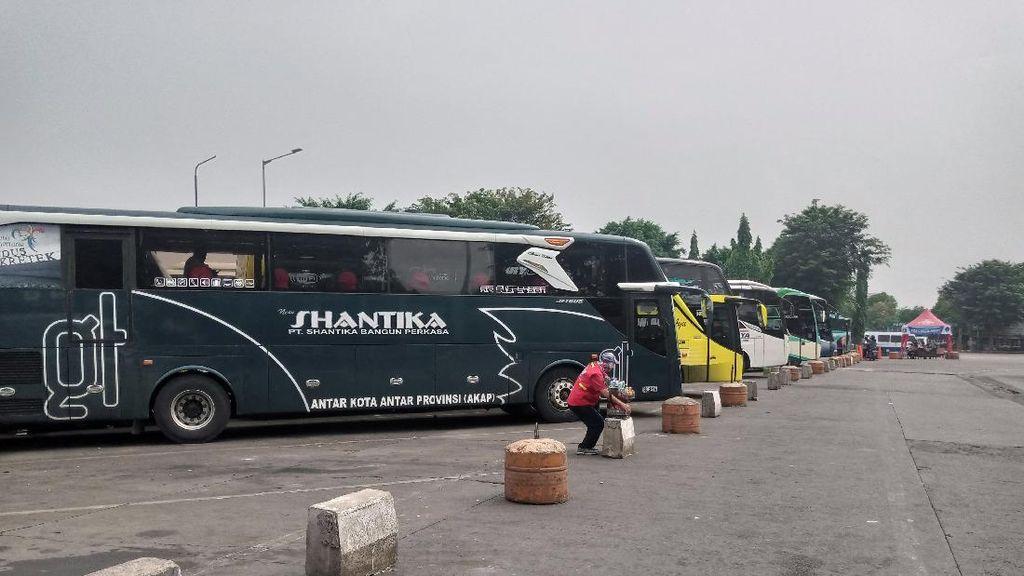 5.051 Penumpang Bus AKAP di Jakarta Dites Corona, 46 Reaktif