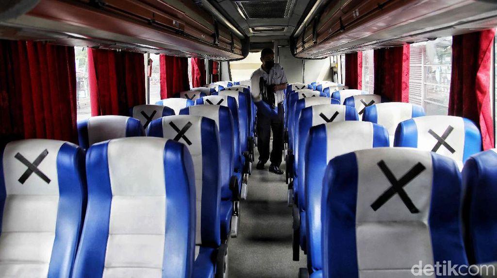 Angkutan Umum Antarkota di Aceh Dilarang Beroperasi Saat Mudik!