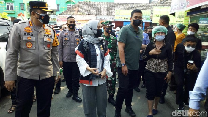 Wali Kota Medan Bobby Nasution.