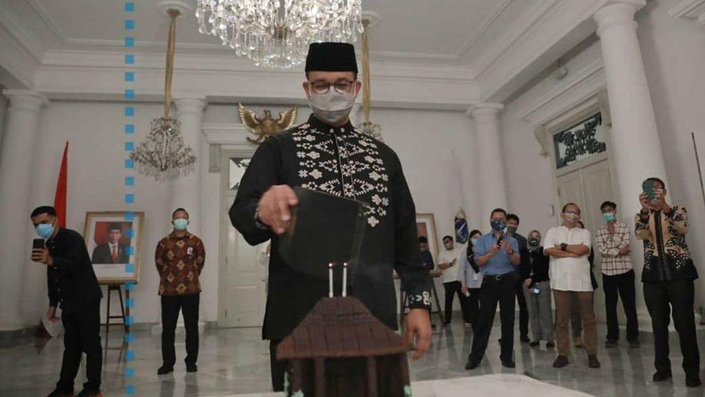 Ultah Ke-52, Anies Minta Doa untuk Jakarta dan Indonesia