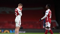 Arsenal Terancam Absen di Kancah Eropa Musim Depan