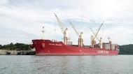 Ini Kapal dari India yang Angkut 13 Orang Positif Corona