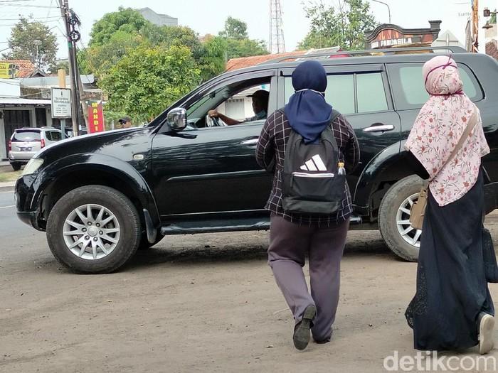 Cerita mahasiswi bisa mudik dengan naik turun angkot dari Bandung ke Majalengka