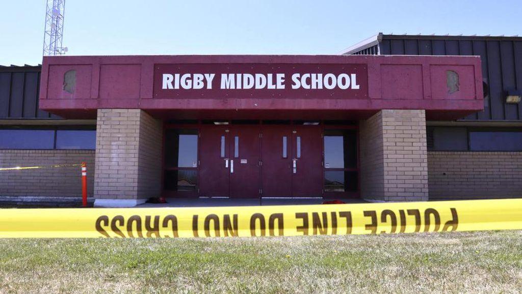 Jejak Siswi SMP di AS Bikin 3 Orang Terluka Kena Tembak