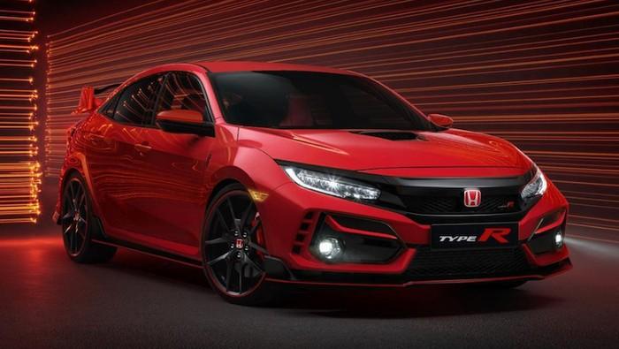 Honda Civic Type R terbaru