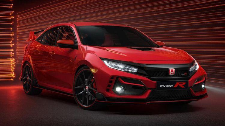 Honda Civic Type R Makin Ganas, Kini Dijual Rp 1,1 Miliar
