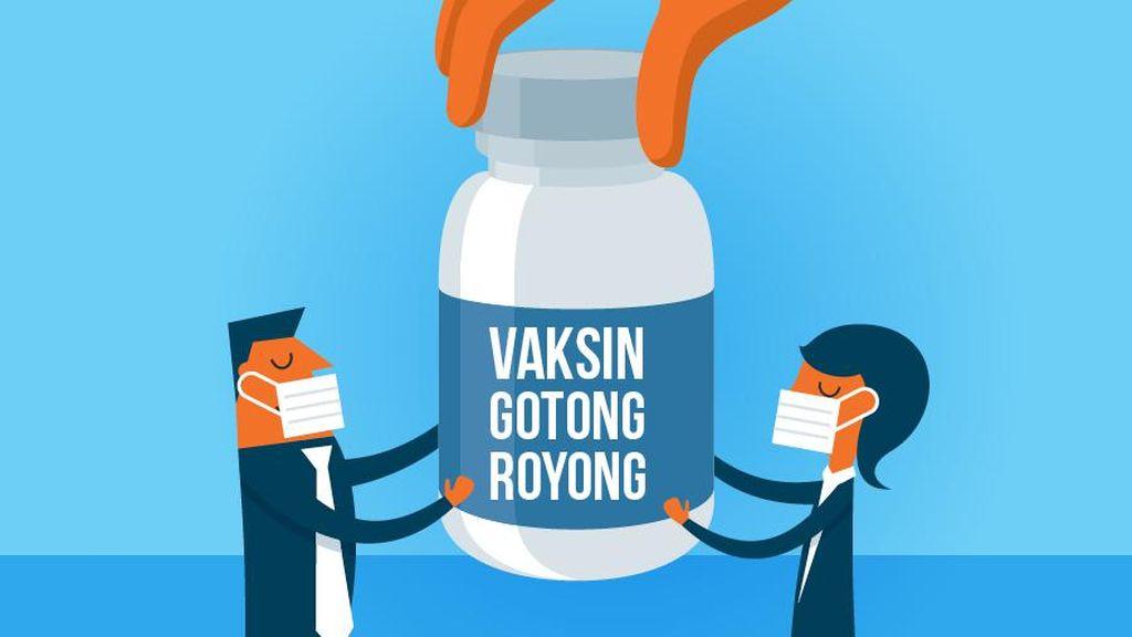 Vaksin Gotong Royong Dikebut, Ini yang Perlu Diketahui