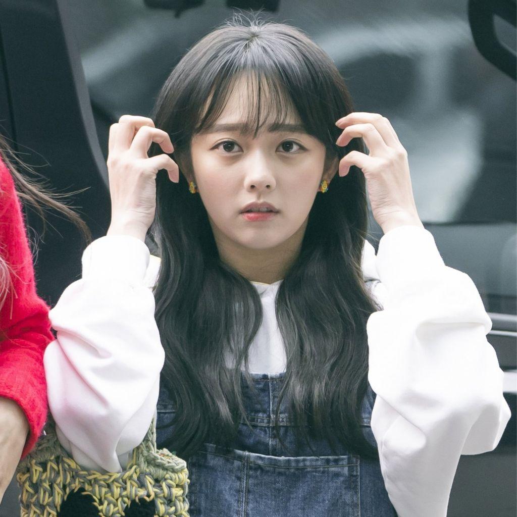 Jung Ji So dalam drama Korea Imitation