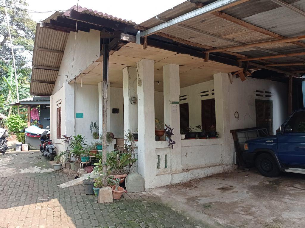 'Kantor' Kekaisaran Sunda Nusantara di Depok (Foto: Sachril/detikcom)