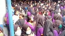 Gaji dan THR Belum Dibayar, Ratusan Karyawati di Bojonegoro Mogok Kerja