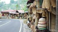 Kinilow, Kampung Bambu dari Tomohon Sulut