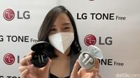 Hands-on LG Tone Free FN7, Suaranya Mantab dan Bebas Bakteri