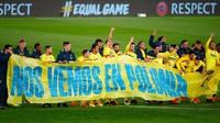 Villarreal Ajak Bintang Film Porno ke Laga Final Liga Europa