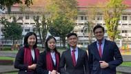 Top! Empat Mahasiswa UGM Raih Juara 3 Kompetisi Bisnis Internasional