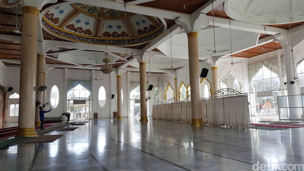 Masjid Rahmatullah di Aceh