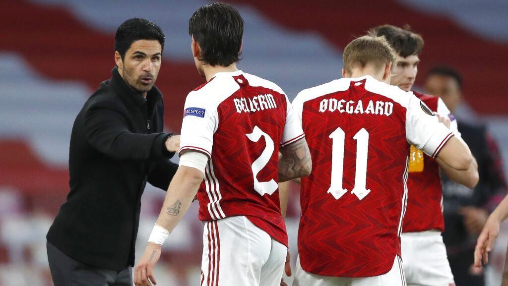 Arteta Masih Pede Tetap Jadi Manajer Arsenal