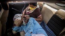 Kawasan Kumuh India Krisis Diterjang Tsunami Covid-19