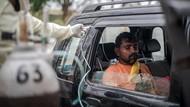 Ngeri! Dalam Sepekan, Ada 1,57 Juta Kasus Corona di India