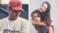 10 Potret Ayah Bule Artis Blasteran Pas Muda, Gantengnya Bikin Terpukau