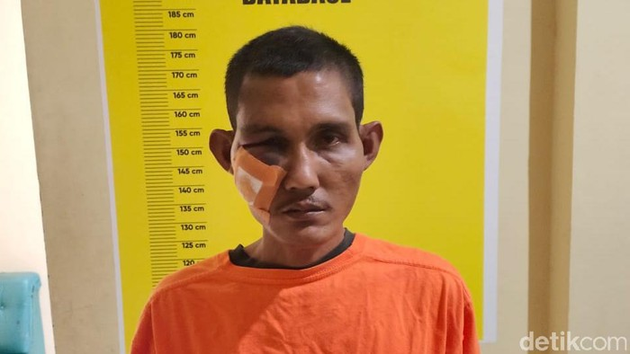 Pemukul imam masjid di Pekanbaru ditetapkan sebagai tersangka (dok Istimewa)