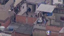 Penggerebekan Geng Narkoba di Brasil Bak Film Laga!