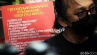 Jokowi Colek Menteri PAN-RB soal 75 Pegawai KPK Tak Lolos TWK