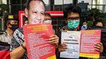 Pertanyaan TWK Picu Kontroversi, KPK Digeruduk Massa Aksi