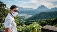 Kunjungi NTB, Sandiaga Harap Sembalun Bisa Jadi Destinasi Wisata Unggulan