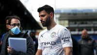 Barcelona Sudah Bicara dengan Sergio Aguero