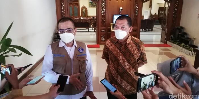 Anggota tim pakar Satgas penanganan Covid-19 Nasional Alphieza Syam.