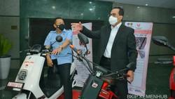 Temui Menhub, Ketua MPR Bahas Prosedur Legalitas Kendaraan Kustom