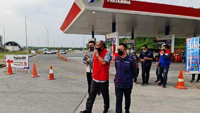 Direktur Logistik dan Infrastruktur Pertamina Mulyono